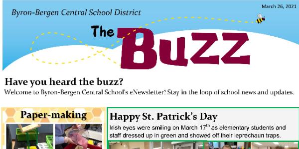 eNewsletter cover