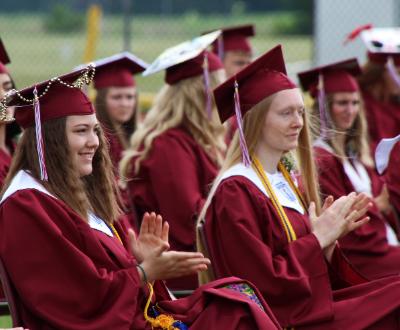 Byron-Bergen 2020 Graduation