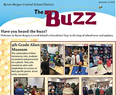 Catch the Latest Buzz
