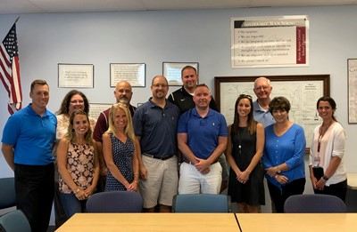 Byron-Bergen Stakeholders Focus the Vision of the District