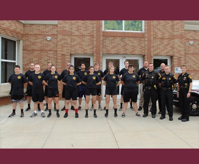 The inaugural Teen Sheriff's Academy kicks off at Byron-Bergen High School