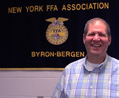 Byron-Bergen Receives $25,000 America's Farmers Grow Rural Education Grant