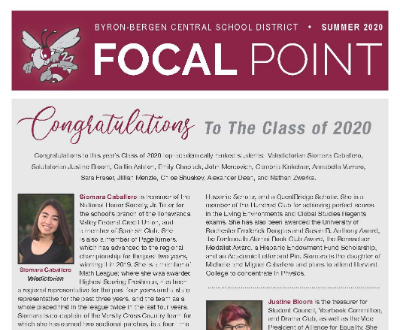 Focal Point newsletter
