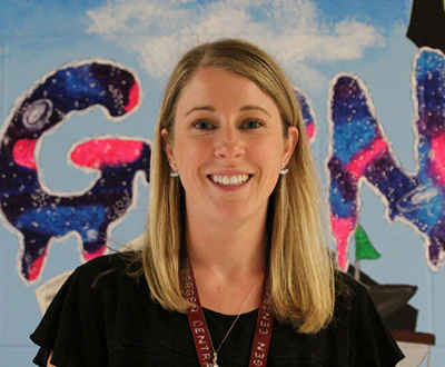 Welcome Mrs. Manfreda, Director of Instructional Services