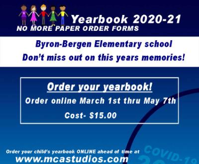 Elementary School Yearbooks