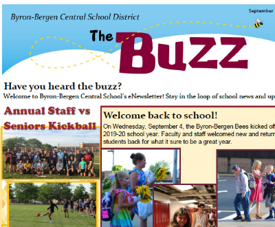 The Buzz is back!