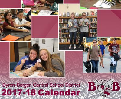 2017-18 District Calendar available now