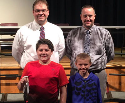 Geographic Bee Champions!