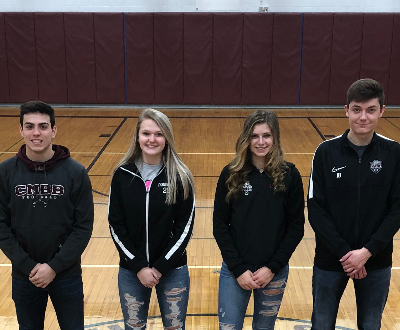 Fall athletes awarded regional and division honors