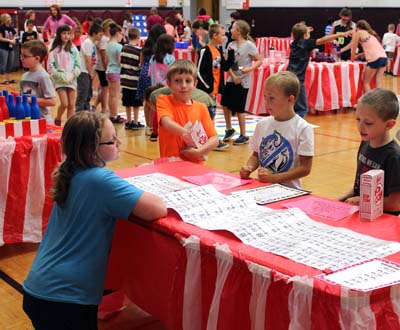 It added up to a great Math Carnival!