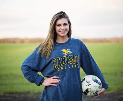Fuller signs to play soccer for Canisius