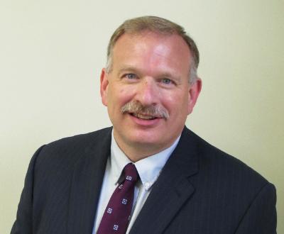 Scott Bischoping confirmed as Interim Superintendent