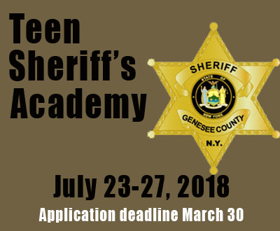 Application is due March 30