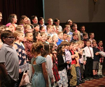 Fourth Grade Spring Concert