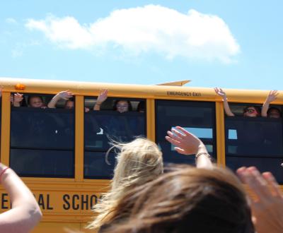 School Bus Rodeo