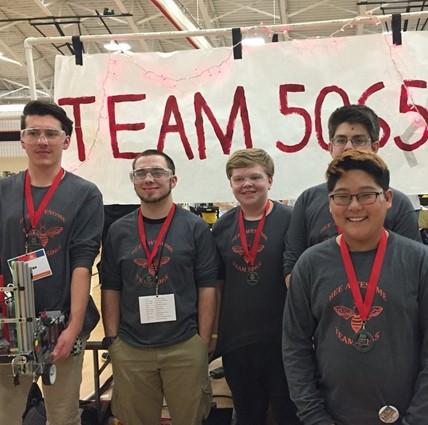 B-B Robotics Team.