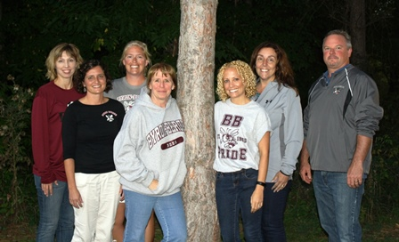 Picture of seven Board Members.