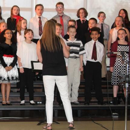 Chorus at Buzzin Bistro.