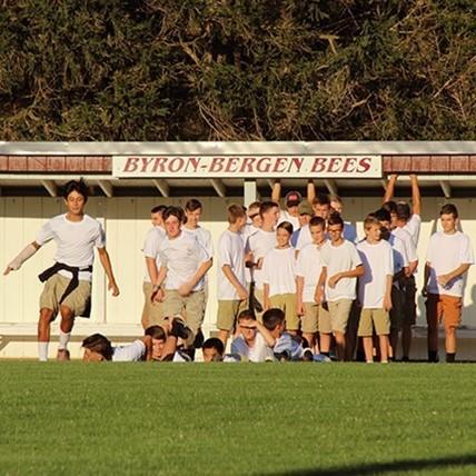 soccer team members