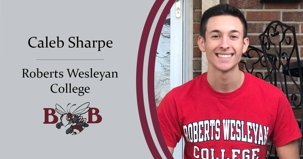 Sharpe Senior decision day graphic