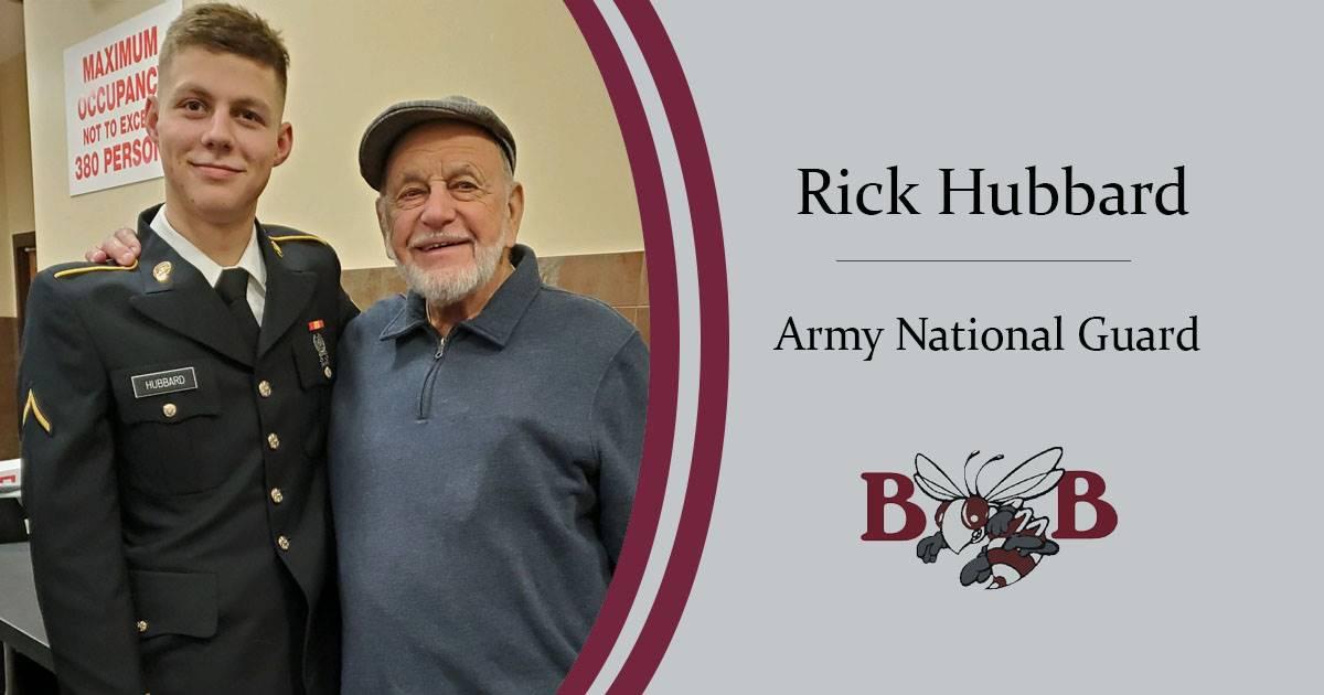 Hubbard Rick Senior decision day graphic