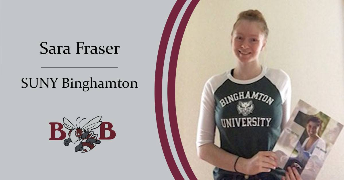 Fraser Senior decision day graphic
