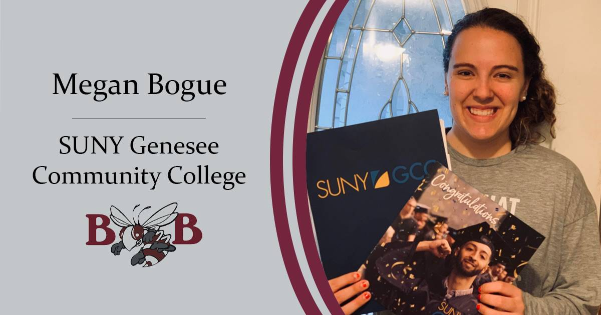 Bogue Senior decision day graphic