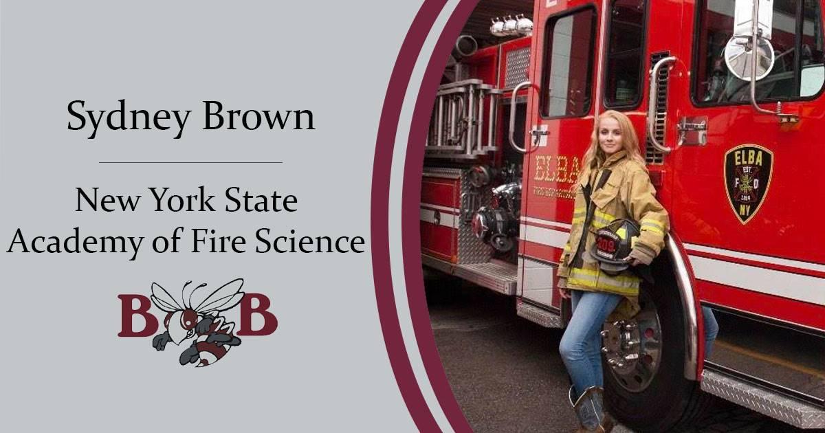 Brown Senior decision day graphic