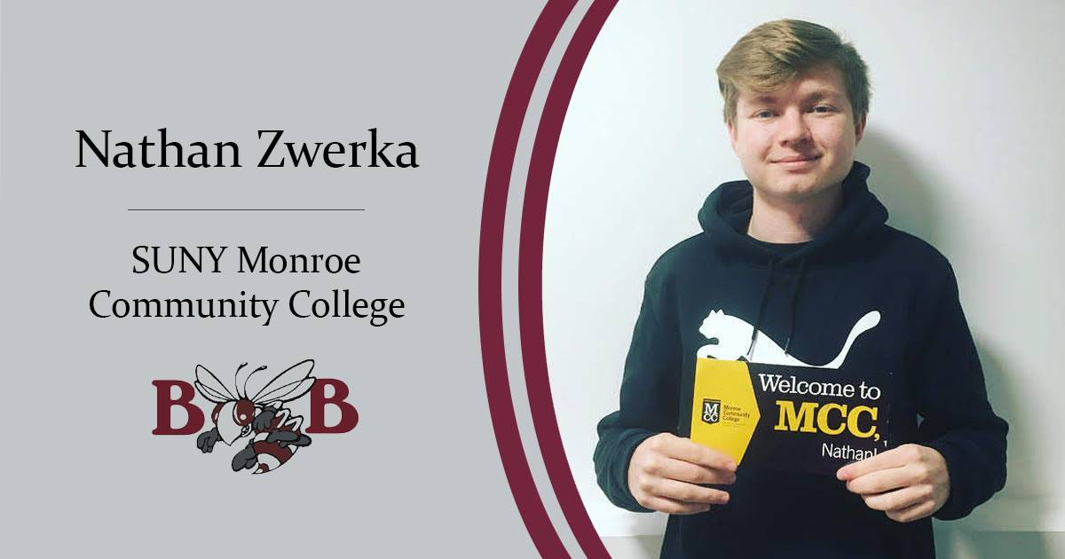 Zwerka Senior decision day graphic