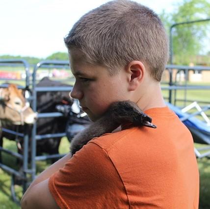 farm day participant