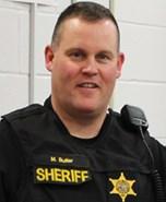 Deputy Matt Butler.