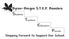 Graphic: STEP Boosters: Students, Teachers, Educators, Parents