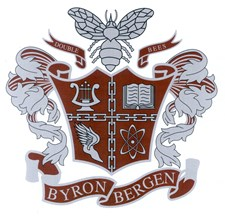The Byron-Bergen Crest