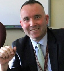Principal Patrick McGee