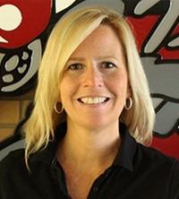 Asst. Principal Betsy Brown
