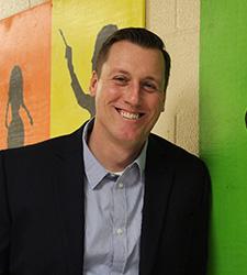 Principal Brian Meister
